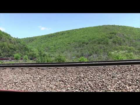 NKP 765 2013 Spectacular Steam to the Horseshoe Curve DVD Preview