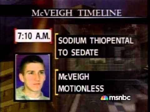 Documentaries The execution of Timothy McVeigh