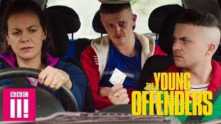 """""""Stop Asking Mam How Randy She Is""""   The Young Offenders"""