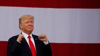Trump urges Republican unity on healthcare vote