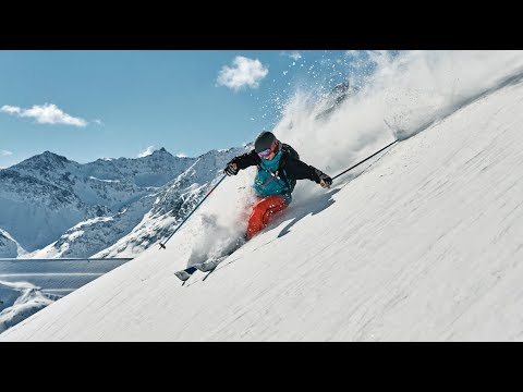 2018 SKI TESTS - Best Men's All-Mountain Skis. sponsored by Snow+Rock