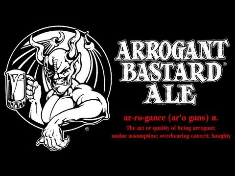 Beer Review: Stone Brewing Co. Arrogant Bastard Ale (Review #100)
