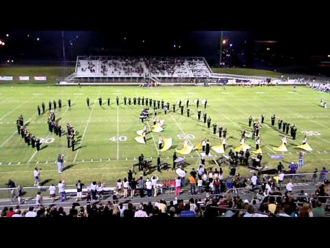 When a Man Loves a Woman Alcovy High School Marching Band 2012-13