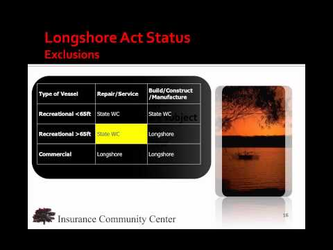 2011-11-03  Navigating Marine Workers Compensation