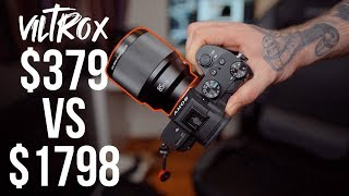 Viltrox 85mm 1.8 FE - Lens Review - Cheapest 85mm Autofocus lens for Sony! + RAW Downloads