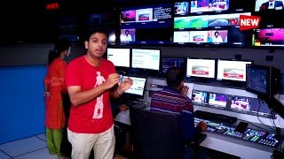 Appstory 100th Episode,  How a tv newsroom works
