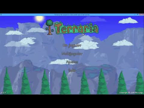 Descargar  e Instalar Terraria 1.2.3 Ultima Version!!!!!!!!