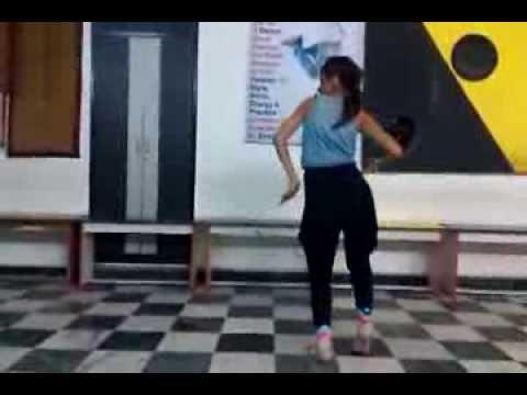 Naina lagiya barisha contemporary dance by Rockstar Natasha -...