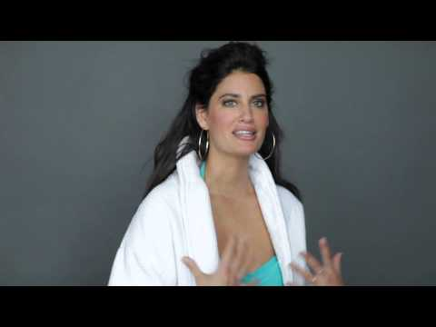 Supermodel Yamila Diaz-Rahi for Shape FX