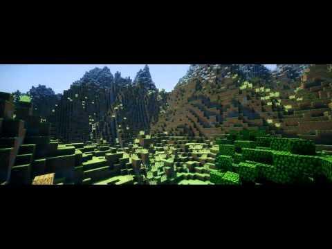 Minecraft Cinematics -- Beautiful Nature