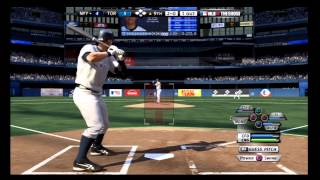 MLB 12 The Show Gameplay Yankees - MLB 12 The Show Gameplay Yankees Season 1 - Game 7 Blue Jays