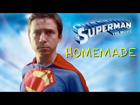 "Superman: The Movie - ""Superman Saves Lois"" - Homemade"