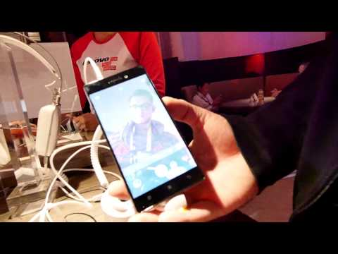 Lenovo Vibe X2 Pro Smartphone im Hands-On (4k/Deutsch)