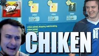 chiken - The Lobby Raider ( ESL ONE Katowice 2015, Pasha & MORE! )