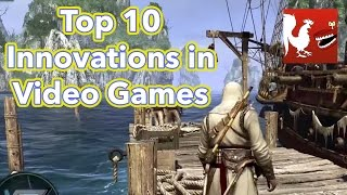 Countdown - Top 10 Innovations in Video Games
