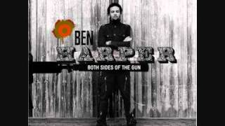 Ben Harper - Engraved Invitation