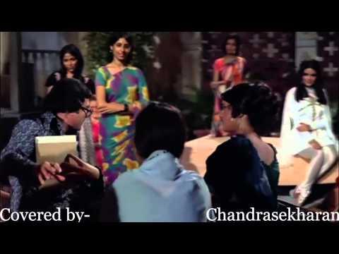 Ek Ajnabi Haseena Se- Kishore kumar- Chandrasekharan