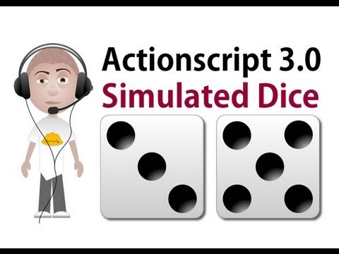 actionscript 3 dice roll