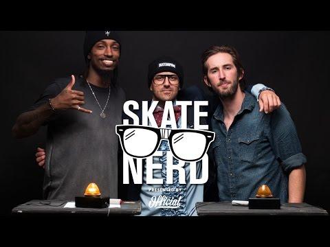 Skate Nerd: Steezus Christ Vs. Garrett Hill