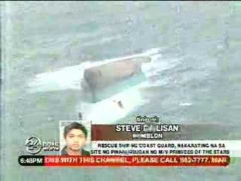 M/V Princess of the Stars Tragedy Part 2/3 June 23, 2008