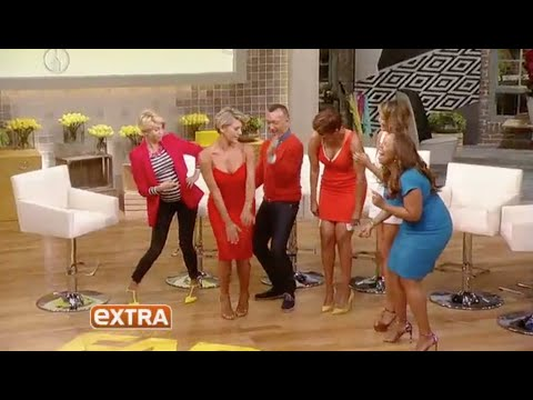 FABLife and Extra's Charissa Thompson's Impromptu Dance Party thumbnail