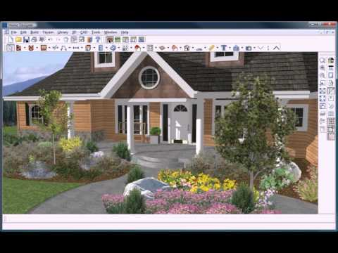 Home Design Architecture Software on Home Design Software Overview Decks And Landscaping Plan And Design