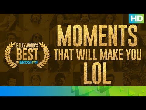 Best of Bollywood on Eros Now - Lol Moments | #WeAreSoOTT