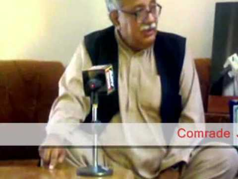 Comrade Jam Saqi.wmv video