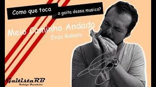 (Enzo Rabelo - Meio Caminho Andado) #07# Como que toca a gaita dessa música?