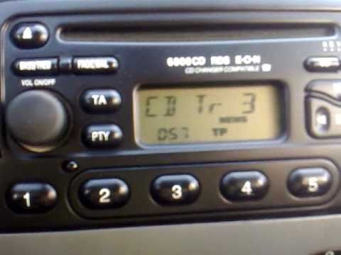 ford focus 6000 cd rds eon cd changer how to save money and do it yourself. Black Bedroom Furniture Sets. Home Design Ideas