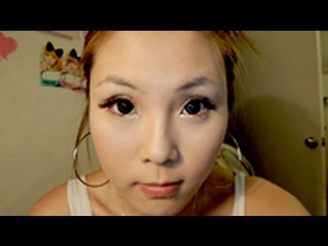 Big Dolly Eyes for Monolids or Asian eyes