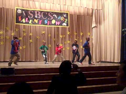 Little Gentlemean Dancing To My Girl By Mindless Behavior  Sbcs Talent Show 2012 video