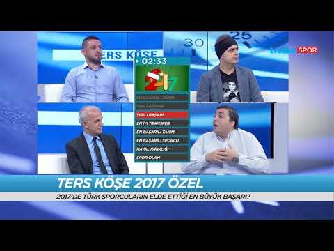 """""""2017'nin en başarılı Türk sporcusu kim?"""" Kaan Kural, Ali Ece, Nihat Kahveci, Oğuz Çetin yorumluyor"""