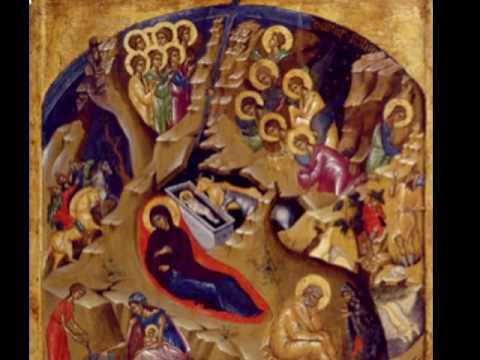Byzantine chant - Μυστήριο ξένον
