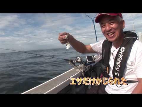 鳥羽市本浦の船ヒラメ (2016年11月5日放送)