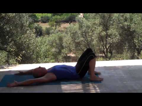 Mark Freeth's Freestyle Yoga Project - core sequence.