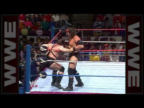 Ax and Smash battle in the Royal Rumble: 1989 Royal Rumble