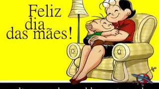 Ouça Ana Vilela Trem-bala Versão turma da Mônica Dias das mães
