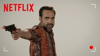 Pankaj Tripathi Leaked Audition Tape for Sacred Games | Netflix