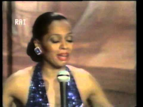 Diana Ross - Do You Know Where Youre Going To  Aint No Mountain High Enough - Live