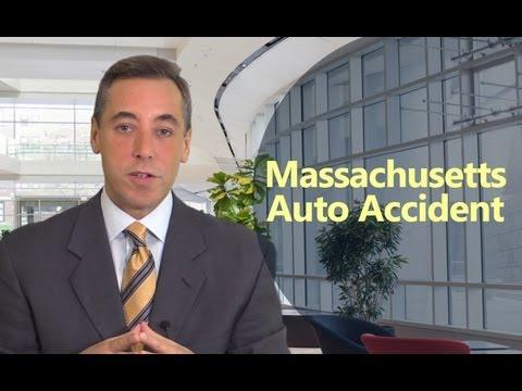 Massachusetts Auto Accident Lawyer Video