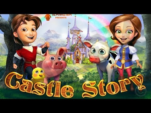 Castle Story - Free Game - Review Gameplay Trailer for iPhone/iPad