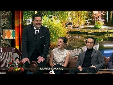 Beyaz Show- Murat Dalkılıç'tan kahkahalara neden olan soru!