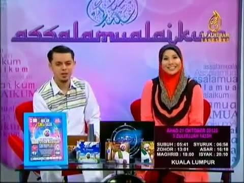 WAWANCARA HABIB SYEKH AA DI TV ALHIJRAH MALAYSIA
