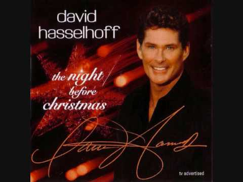David Hasselhoff - We Wish You A Merry Christmas
