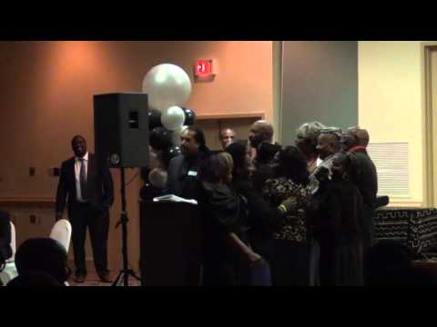 Church of the Year Award at the 2015 Crittenden County NAACP Awards Show