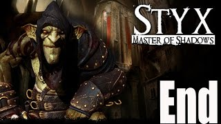 Styx Master of Shadows Walkthrough Ending No Commentary
