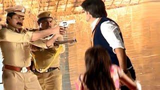 Raja To Dodge Police And Escaped With Rani In 'Ek Tha Raja Ek Thi Rani' | #TellyTopUp