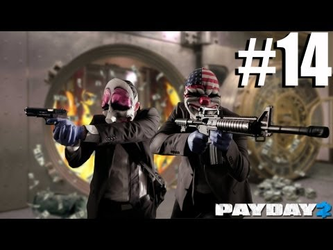 Payday 2 Walkthrough The Elephant - The Framing Frame Part 1