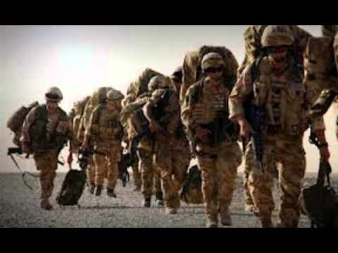 Afghanistan War (A Hero Full Of Courage)